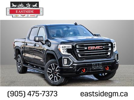 2021 GMC Sierra 1500 AT4 (Stk: MG191912) in Markham - Image 1 of 21