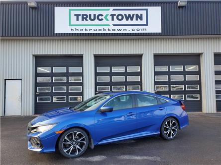 2018 Honda Civic Si (Stk: T0010) in Smiths Falls - Image 1 of 23