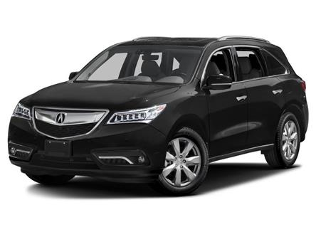 2016 Acura MDX Elite Package (Stk: 8791A) in Thunder Bay - Image 1 of 9