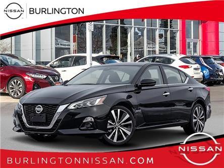 2021 Nissan Altima 2.5 Platinum (Stk: B5700) in Burlington - Image 1 of 23