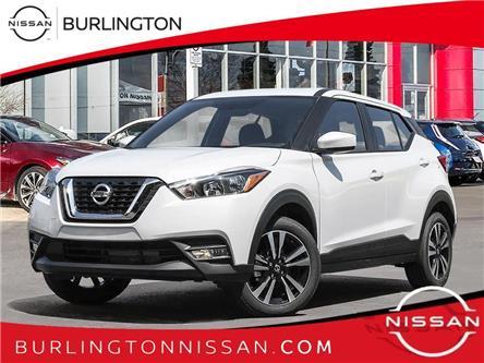 2020 Nissan Kicks  (Stk: Z1487) in Burlington - Image 1 of 23