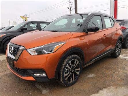 2020 Nissan Kicks SR (Stk: W0504) in Cambridge - Image 1 of 6