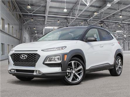 2021 Hyundai Kona 1.6T Trend w/Two-Tone Roof (Stk: 30594) in Scarborough - Image 1 of 23