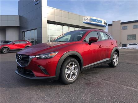 2021 Mazda CX-3 GS (Stk: 21T025) in Kingston - Image 1 of 15