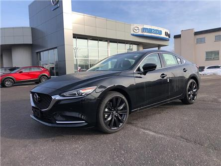 2021 Mazda MAZDA6 Signature (Stk: 21C016) in Kingston - Image 1 of 16