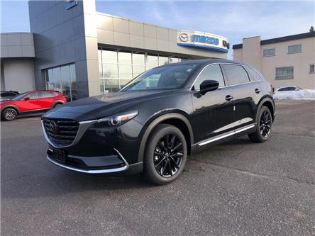 2021 Mazda CX-9 Kuro Edition (Stk: 21T045) in Kingston - Image 1 of 16