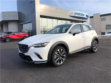 2021 Mazda CX-3 GT (Stk: 21T058) in Kingston - Image 1 of 17