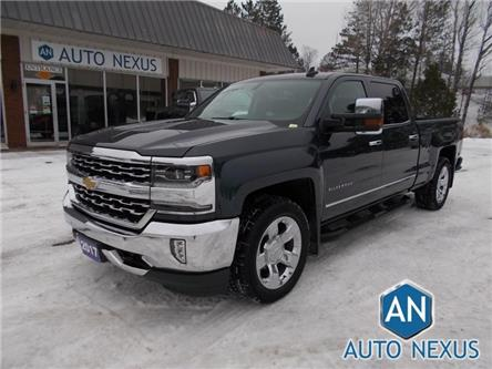 2017 Chevrolet Silverado 1500  (Stk: 21-222) in Bancroft - Image 1 of 11