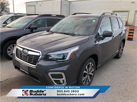 2021 Subaru Forester Limited (Stk: F21034) in Oakville - Image 1 of 5