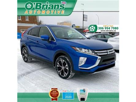 2020 Mitsubishi Eclipse Cross ES (Stk: 14079A) in Saskatoon - Image 1 of 18