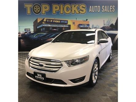2018 Ford Taurus Limited (Stk: 134094) in NORTH BAY - Image 1 of 29