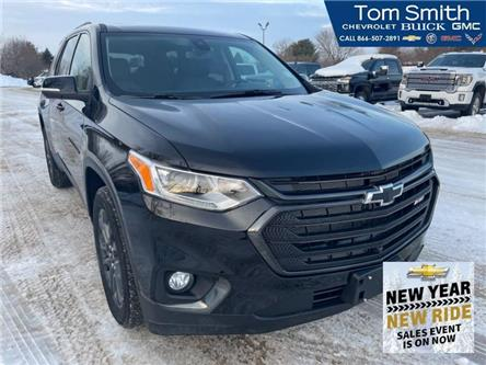 2021 Chevrolet Traverse RS (Stk: 210246) in Midland - Image 1 of 9