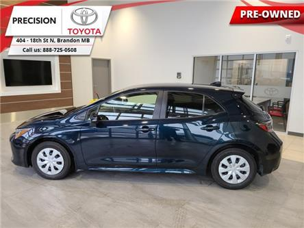 2019 Toyota Corolla Hatchback S (Stk: 19395) in Brandon - Image 1 of 27
