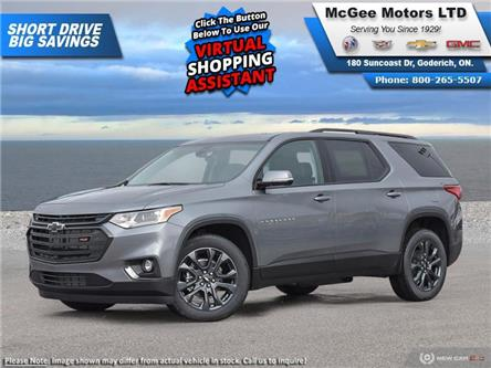 2021 Chevrolet Traverse RS (Stk: 143143) in Goderich - Image 1 of 23