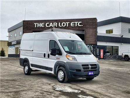 2016 RAM ProMaster 1500 Base (Stk: 18583) in Sudbury - Image 1 of 22
