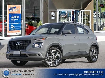 2021 Hyundai Venue Trend (Stk: 121-106) in Huntsville - Image 1 of 23