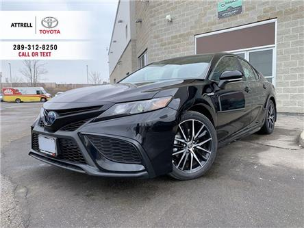 2021 Toyota Camry SE UPGRADE (Stk: 48465) in Brampton - Image 1 of 23