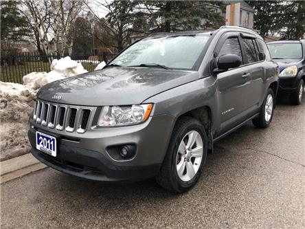 2011 Jeep Compass Sport/North (Stk: 39042) in Belmont - Image 1 of 6