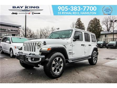 2018 Jeep Wrangler Unlimited  (Stk: 217508A) in Hamilton - Image 1 of 20