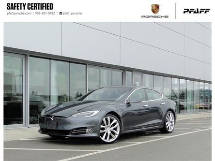 2017 Tesla Model S 75D (Stk: P16320A) in Vaughan - Image 1 of 17