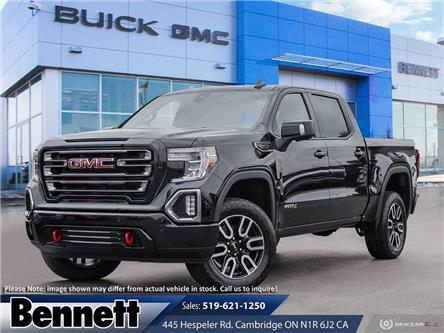 2021 GMC Sierra 1500 AT4 (Stk: 210382) in Cambridge - Image 1 of 23