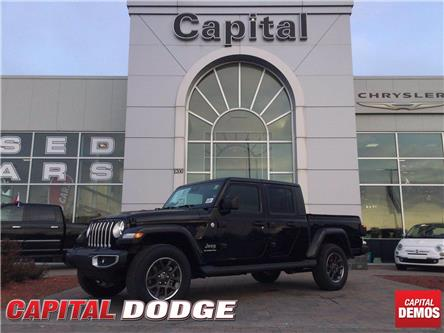 2020 Jeep Gladiator Overland (Stk: L00140) in Kanata - Image 1 of 19