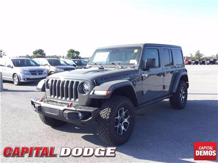 2021 Jeep Wrangler Unlimited Rubicon (Stk: M00012) in Kanata - Image 1 of 22