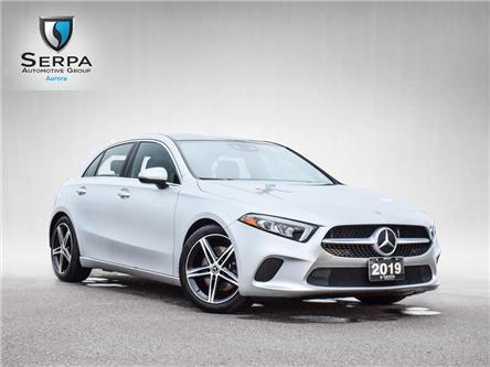 2019 Mercedes-Benz A-Class Base (Stk: P1486) in Aurora - Image 1 of 25