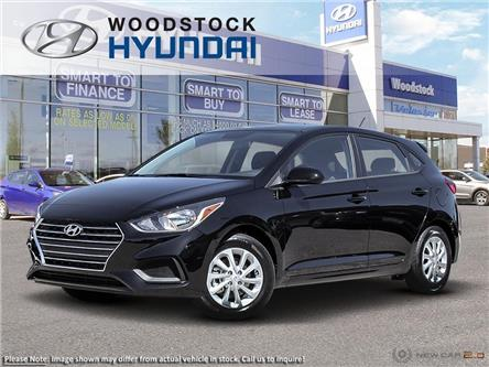 2020 Hyundai Accent Preferred (Stk: AT20001) in Woodstock - Image 1 of 23