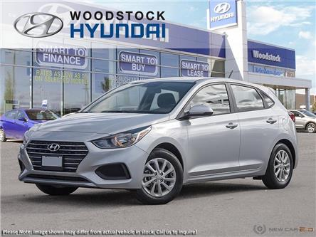 2020 Hyundai Accent Preferred (Stk: AT20003) in Woodstock - Image 1 of 23