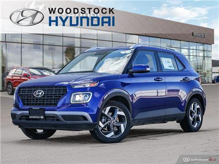 2020 Hyundai Venue Trend (Stk: VE20010) in Woodstock - Image 1 of 27