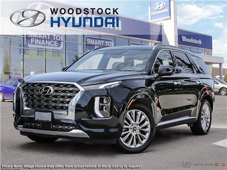 2021 Hyundai Palisade Ultimate Calligraphy (Stk: PE21001) in Woodstock - Image 1 of 23