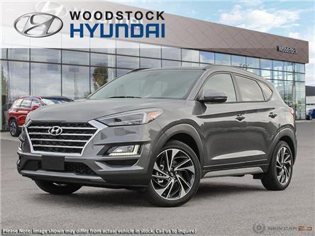 2021 Hyundai Tucson Ultimate (Stk: TN21004) in Woodstock - Image 1 of 23