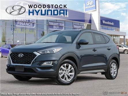 2021 Hyundai Tucson Preferred w/Sun & Leather Package (Stk: TN21006) in Woodstock - Image 1 of 22