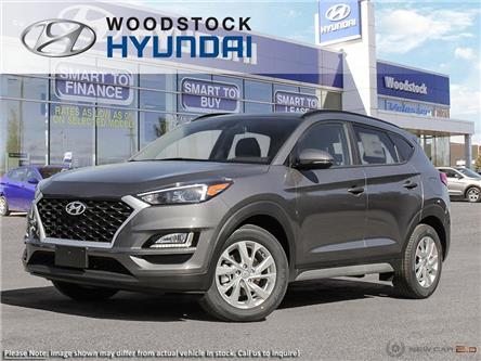 2021 Hyundai Tucson Preferred w/Sun & Leather Package (Stk: TN21007) in Woodstock - Image 1 of 23