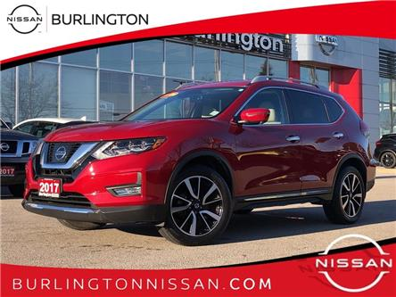 2017 Nissan Rogue SL Platinum (Stk: A7158) in Burlington - Image 1 of 21
