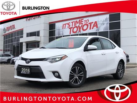 2016 Toyota Corolla CE (Stk: U11142) in Burlington - Image 1 of 19