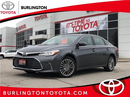 2018 Toyota Avalon Limited (Stk: U11265) in Burlington - Image 1 of 19