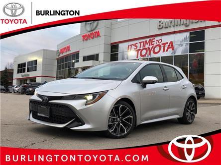 2019 Toyota Corolla Hatchback Base (Stk: U11411) in Burlington - Image 1 of 9