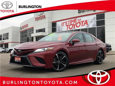 2018 Toyota Camry  (Stk: 215005A) in Burlington - Image 1 of 17