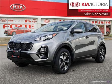 2021 Kia Sportage LX (Stk: SP21-172) in Victoria - Image 1 of 11