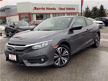 2017 Honda Civic EX-T (Stk: U17397) in Barrie - Image 1 of 30