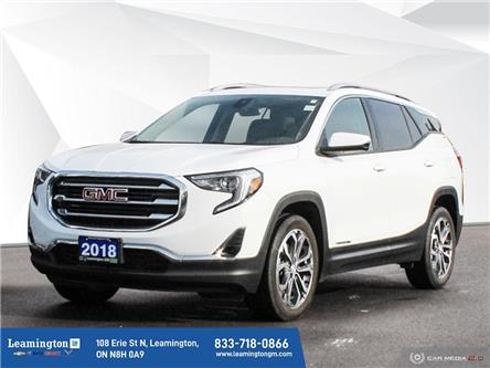 2018 GMC Terrain SLT (Stk: U4618) in Leamington - Image 1 of 30
