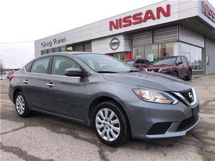 2018 Nissan Sentra 1.8 SV (Stk: P2780) in Cambridge - Image 1 of 27