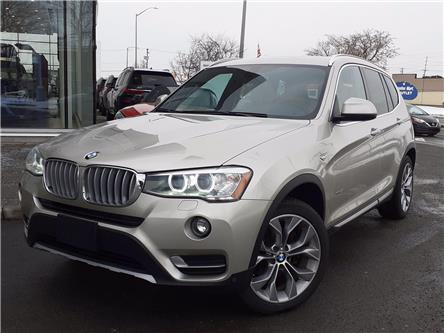 2017 BMW X3 xDrive28i (Stk: P9709) in Gloucester - Image 1 of 23