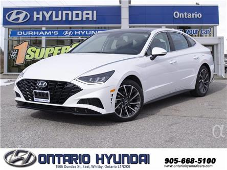 2021 Hyundai Sonata Luxury (Stk: 103899) in Whitby - Image 1 of 22