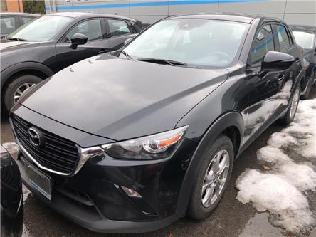 2019 Mazda CX-3 GS (Stk: 21630A) in Toronto - Image 1 of 15