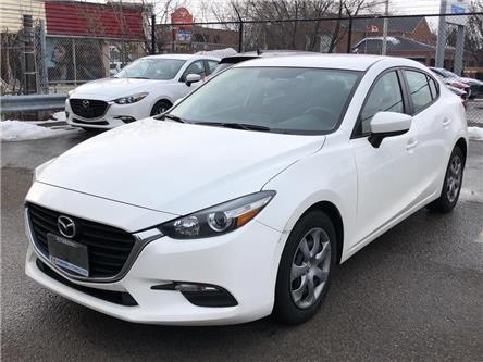 2017 Mazda Mazda3  (Stk: P3271) in Toronto - Image 1 of 15