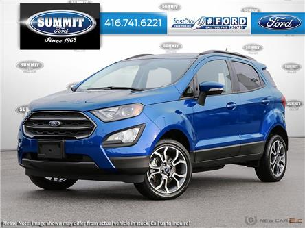 2020 Ford EcoSport SES (Stk: 20L8284) in Toronto - Image 1 of 23