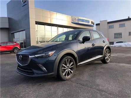 2017 Mazda CX-3 GT (Stk: 20p057) in Kingston - Image 1 of 26